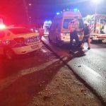 21:09 Târgu-Jiu: Accident pe Calea Severinului, două persoane rănite