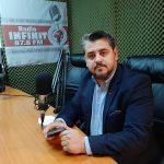 Interviurile Infinit FM din data de 12 martie 2021. Invitat: Adrian Tudor, președinte Partidul Verde Gorj
