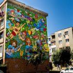 08:57 Municipiul Târgu-Jiu, pe platforma Street Art Cities