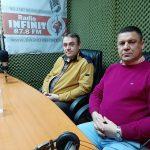 Interviurile Infinit FM din data de 22 martie 2021. Invitați: Consilierii județeni Eduard Berca(PNL) și Mihai Istrate(PSD)
