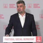 12:50 Ciolacu anunţă că PSD va depune moţiune de cenzură