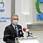 16:04 Cristian Diaconescu, ales preşedinte al PMP şi desemnat candidat al partidului la prezidenţialele din 2024