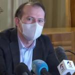15:08 Cîţu: Ministerul Sănătăţii va face, în următoarele zile, plăţile către personalul din centrele de vaccinare anti-COVID-19