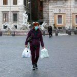 08:06 Cea mai mare parte a Italiei va fi închisă, din nou, începând de luni