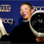 Un miliardar japonez caută 8 însoțitori pentru o călătorie în jurul Lunii