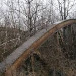 Podul istoric de peste Jiu va fi refăcut
