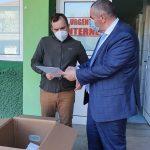 20:46 Încă două concentratoare de oxigen, donate spitalului din Motru