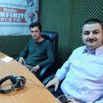 Interviurile Infinit FM din data de 29 martie 2021. Invitați: Primarii Ilie Petroi(PSD) și Mădălin Paliță(Pro România)