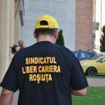 """Speră ca, de data asta, să-l dea jos pe Nelu Roșca. """"Vreau să schimb fața sindicalismului"""""""