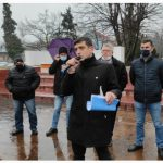 19:04 Liderul AUR:  Luptăm alături de gorjeni! Județul energiei se pregătește să moară, parazitat de mafia politică
