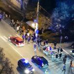 21:28 Proteste şi la Târgu-Jiu