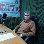 Interviurile Infinit FM din data de 19 aprilie 2021. Invitat: Dorin Tașcău, vicepreședinte Consiliul Județean Gorj