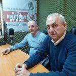 Interviurile Infinit FM din data de 13 aprilie 2021. Invitați: Primarul Cosmin Pigui(PSD) și Pantelimon Manta