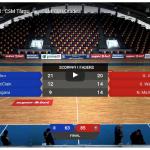 19:52 CSM Târgu-Jiu, eşec în primul meci cu Davitkov pe banca tehnică