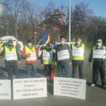 Minerii au intrat în GREVA FOAMEI la București. Nicu Bunoaica: I-am cerut sprijin lui Rareș Bogdan