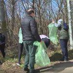 11:52 Amplă acțiune de ecologizare pe malurile râului Motru