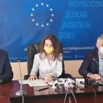 Peste 1200 de profesori din Gorj, vaccinați