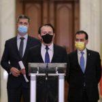 07:06 Noul acord al coaliției. Premierul și miniștrii nu mai au voie să se atace public