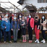 12:46 Acțiune caritabilă a organizației de femei a PSD Gorj înainte de Paște