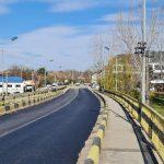 18:17 Târgu-Jiu: Se reia circulația pe Pasarela de pe strada Unirii