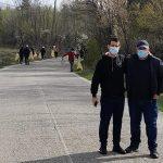 18:48 Au făcut pace. Primarul Ion Popescu, alături de Luis Popa la o acțiune de ecologizare la Drăguțești