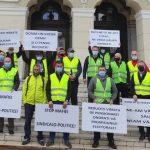 Minerii au reluat protestele pentru reducerea vârstei de pensionare. Tomescu: E colacul de salvare