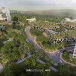 Transilvania Smart City, cartierul din Cluj cu heliport, telegondolă și drone în loc de curieri