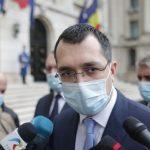11:12 Vlad Voiculescu, DEMIS. Dan Barna, interimar la Sănătate