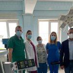 """09:04 Intervenție în premieră la Spitalul """"Sfântul Ștefan"""" Rovinari"""