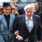 Premierul britanic, Boris Johnson şi Carrie Symonds se vor căsători în iulie 2022