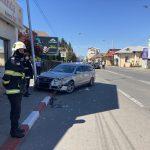 Accident cu patru răniți la Târgu-Jiu. Plecaseră spre mănăstire dar au ajuns la spital