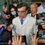07:21 Medicul şef al spitalului unde a fost tratat Navalnîi, dat dispărut