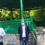 Prefect: N-am primit nici măcar o masă sau un scaun de la Primăria Târgu-Jiu. N-a fost asigurată paza la centrul de vaccinare