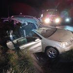09:22 Rovinari. Accident grav în ziua de Paște. Un mort și doi răniți