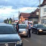23:10 Târgu-Jiu: Acroşat de un autoturism condus de un şofer băut