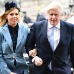 Boris Johnson s-a căsatorit în secret