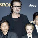Brad Pitt a obţinut custodia comună a copiilor săi cu Angelina Jolie