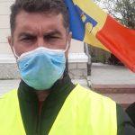 Reîncep protestele în Piața Prefecturii. Bunoaica a fost la Berbești
