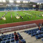 08:15 Ceremoniile pentru absolvenţi, mutate în Sala Sporturilor dacă plouă. Câte 2 însoţitori