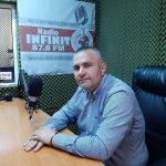 Interviurile Infinit FM din data de 25 mai 2021. Invitat: Primarul Municipiului Motru, Cosmin Morega