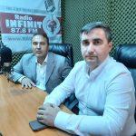 Interviurile Infinit FM din data de 12 mai 2021. Invitați: Liviu Cotojman(PNL) și Eduard Lădaru(PSD)