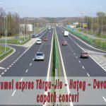 09:51 Weber: Drumul expres Târgu-Jiu-Deva capătă contur