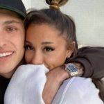 Cântăreaţa pop Ariana Grande s-a căsătorit