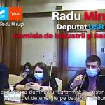 """Acuzații GRAVE făcute de Miruță la parlament. """"Contracte fictive, recepții pe produse inexistente"""""""