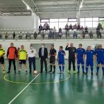 13:09 Sală de sport de 1,5 milioane de euro, inaugurată într-o comună din Gorj