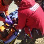 19:05 Turistă, salvată după ce a căzut în râpă, la Rânca