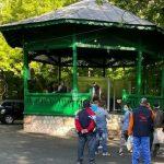 10:55 Târgu-Jiu: A început vaccinarea anti-COVID-19 în Parcul Central