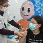 09:08 Maraton de vaccinare pentru adolescenți, pe 1 iunie, în Parcul Central