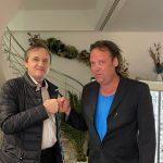 13:06 Deputat de Gorj, discuţii cu un cunoscut jurnalist britanic