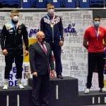 11:20 Alexandru Beșliu, medalie de bronz la Turneul Internațional